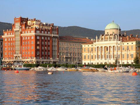 Croisière de Trieste à Singapour