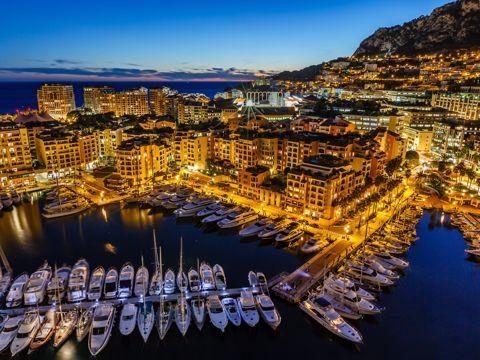 Crucero de Monte Carlo a Barcelona