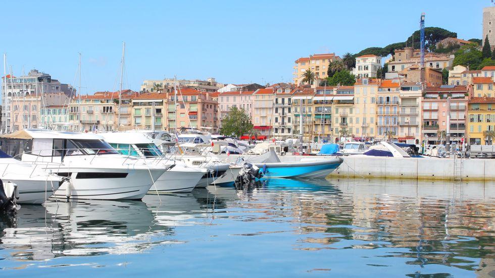 Cruceros Cannes