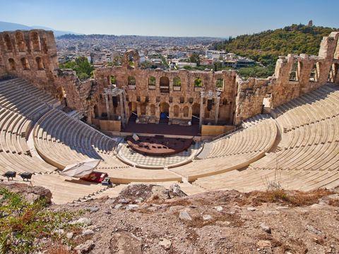Croisière îles Grecques et Turquie d'Athènes