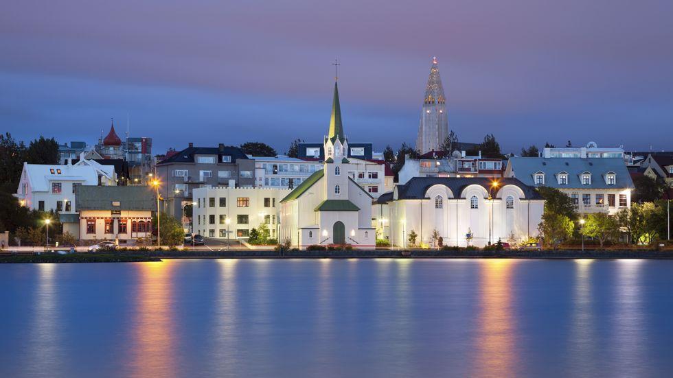 Cruceros Reykjavík
