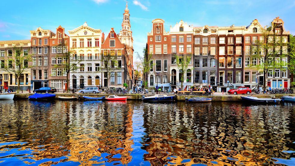 Cruceros IJmuiden, Holanda