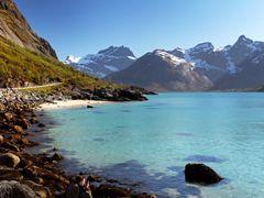 Cruceros Leknes Isole Lofoten
