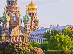 Cruceros San Petersburgo