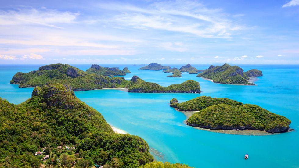 Cruceros KO SAMUI, TAILANDIA