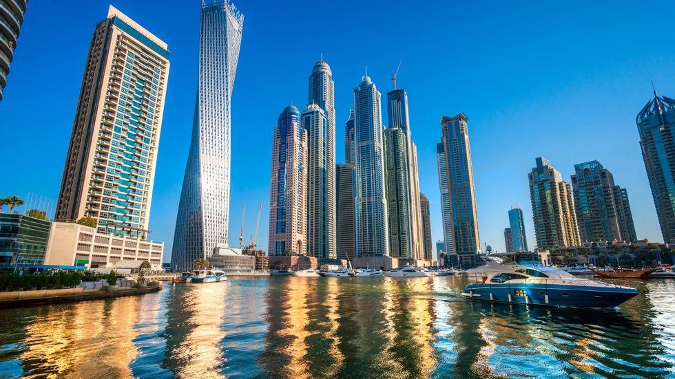 Cruceros Dubái