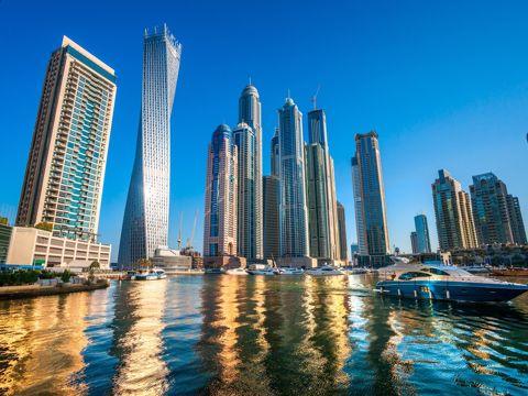Crucero de Dubai a Yokohama