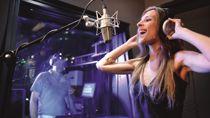 Estudio de grabación de música