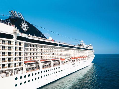 Crucero Italia, Grecia, Montenegro