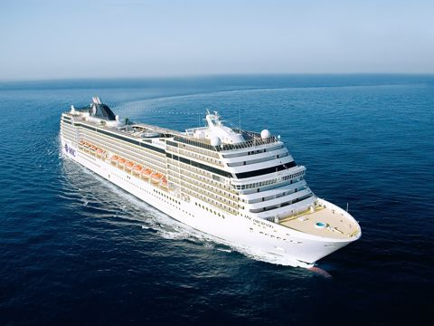 Crucero de Génova a Warnemunde
