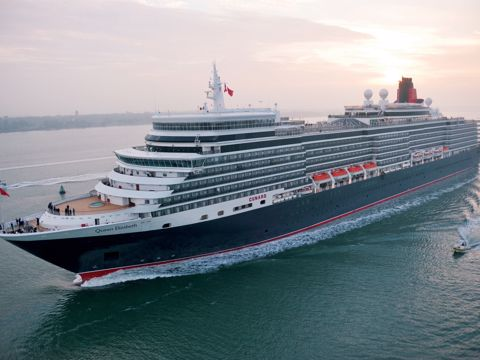 Croisière Cunard Alaska