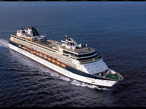 Crucero de Cape Liberty a San Juan