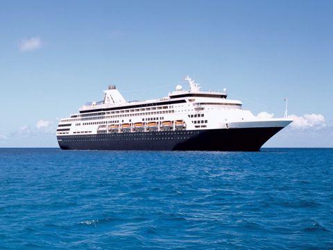 Crucero México de San Diego