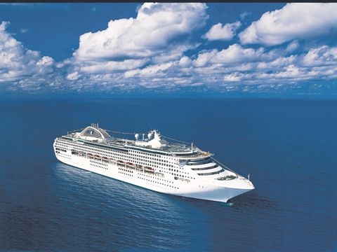 Crucero Oceanía