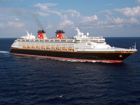 Crucero Disney Magic Islas Británicas de Dover
