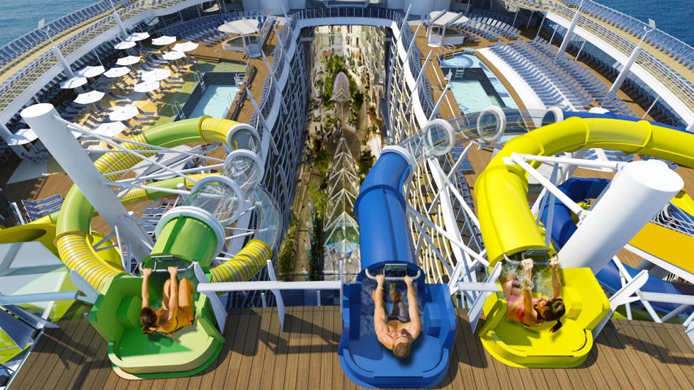 Croisi re harmony of the seas royal caribbean for Harmonie interieur