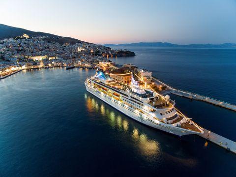 Crucero Egeo eufórico (Todo Incluido)