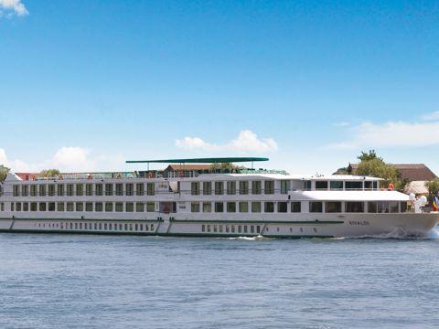 Crucero por el Danubio de Viena