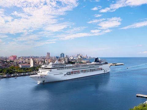 Crucero La Magia de Cuba