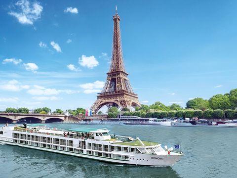 Croisière sur la Seine de Paris
