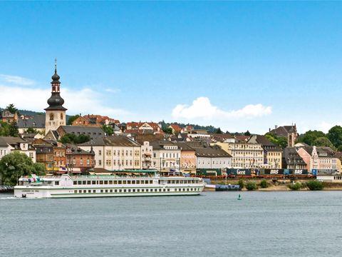 Crucero por el Rin de Remich a Estrasburgo