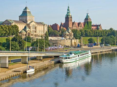 Crucero por el Elba de Copenhague a Spandau