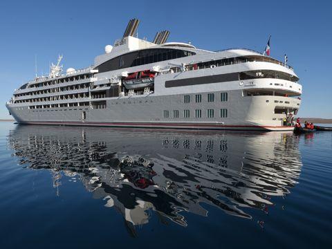 Crucero Ponant Alaska
