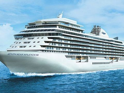 Crucero Regent de Barcelona a Monte Carlo