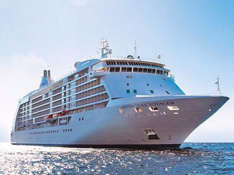 Crucero Regent América del Sur