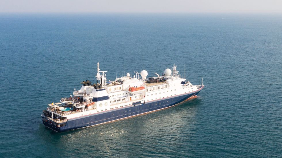 MV La Belle des Océans