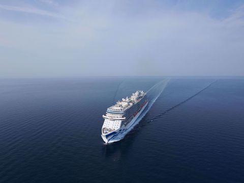 Crucero Mediterráneo de Barcelona a Civitavecchia
